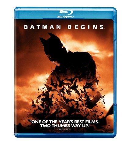 Batman Begins [Blu-ray]-Warner Home Video