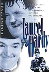 "Cover of ""Laurel & Hardy (Sons of the Des..."