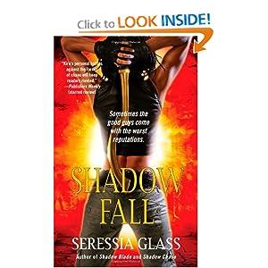 Shadow Fall (Shadowchasers) Seressia Glass