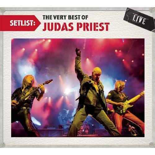 Setlist: the Very Best of Judas Priest LiveをAmazonでチェック!
