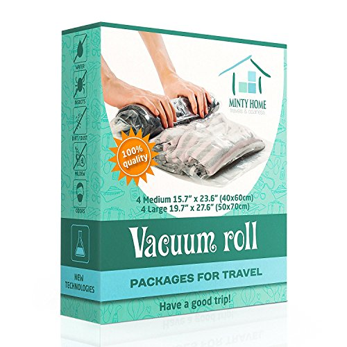 Travel Vacuum Bags Box