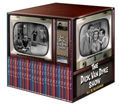 The Dick Van Dyke Show - The Complete Series with Rose Marie