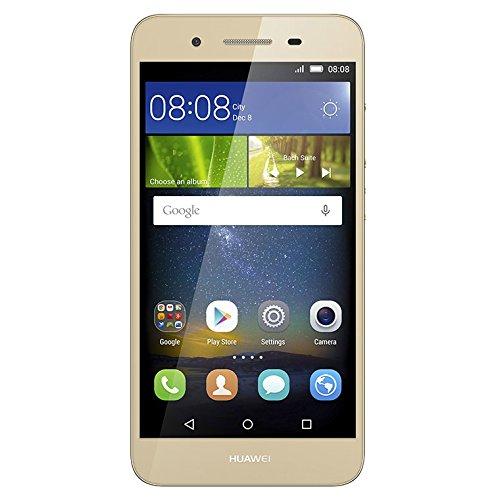 Huawei P8 Lite Smart Smartphone da 16GB, Marchio Tim, Oro