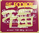 Foojoy Shoumei White Tea 100 Tea Bags