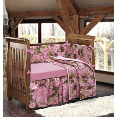 Camo Baby Bedding Girls
