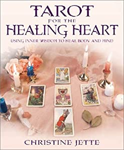 "Cover of ""Tarot for the Healing Heart: Us..."