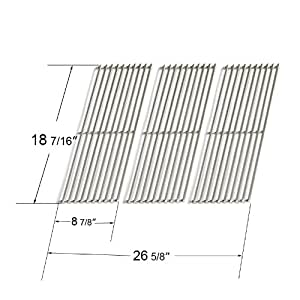 Amazon.com : Stainless Steel Cooking Grid Replacement for