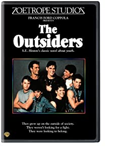 "Cover of ""The Outsiders - The Complete No..."