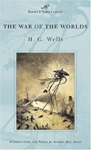 "Cover of ""The War of the Worlds (Barnes &..."