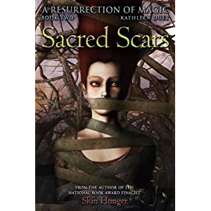 Sacred Scars (A Resurrection of Magic, Book 2)