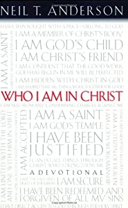 "Cover of ""Who I Am In Christ"""