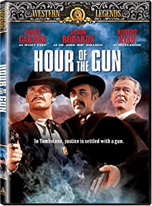 """Cover of """"Hour of the Gun"""""""