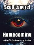 Homecoming (A Finn McCoy Paranormal Thriller #1)