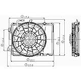 Amazon.com: TYC 620640 Ford/Mercury Replacement Radiator
