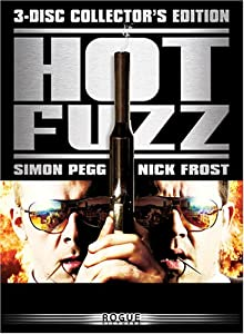 "Cover of ""Hot Fuzz (Ultimate Edition) [Bl..."