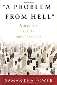 "Cover of ""A Problem from Hell: America an..."