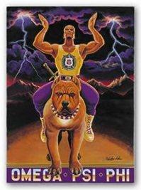 Amazon.com: Thunder Ride - Omega Psi Phi by Lester J. Kern ...