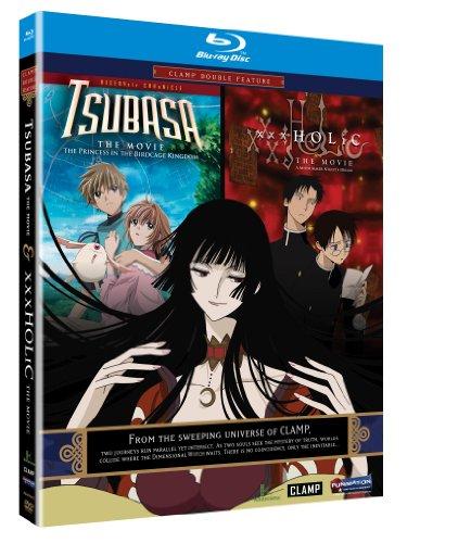 Clamp Double Features: Tsubasa Movie & XxxHolic Movie