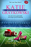 Saving Grace (The Lone Stars Book 2)