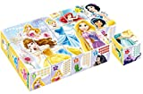 15コマ キューブパズル ディズニープリンセス