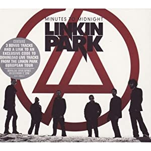 "Cover of ""Minutes to Midnight: European T..."