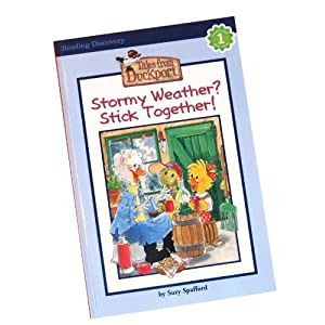 Stormy Weather? Stick Together (Tales from Duckport, Reading Level 1)