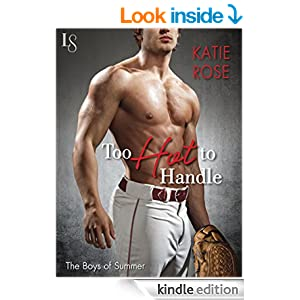 Too Hot to Handle: A Boys of Summer Novel (The Boys of Summer)