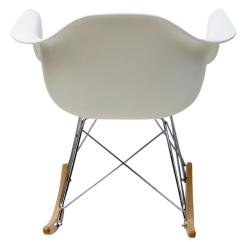 Amazon Rocking Chair Lawn Cushions On Sale Lexmod Molded Plastic Armchair Rocker In