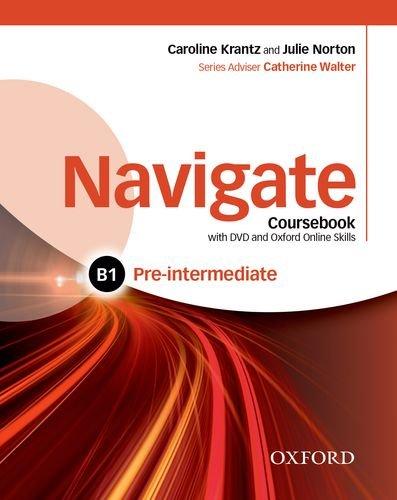 Navigate B1 Pre-intermediate