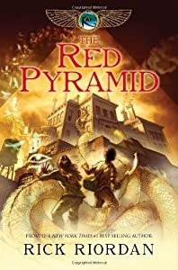 "Cover of ""The Red Pyramid (The Kane Chron..."