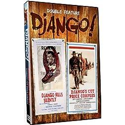 Django! Double Feature: Django Kills Silently / Django's Cut Price Corpses