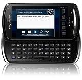 Sony Ericsson Xperia Pro Smartphone (9,4 cm (3,7 Zoll) Touchscreen, 8,1 Megapixel Kamera, Android 2.3) schwarz