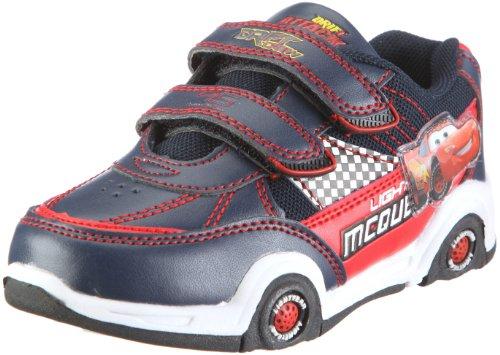 Cars CA300391 CA300391, Jungen, Sneaker, Blau  (Navy/Red/White/Navy), EU 28