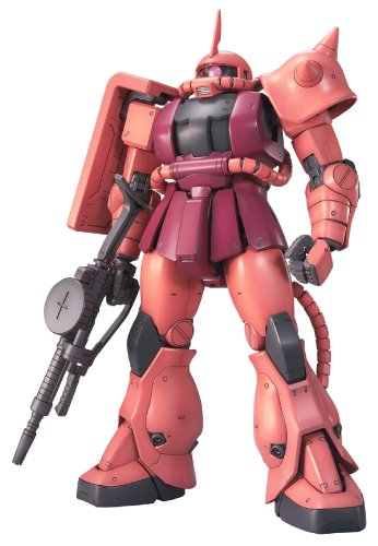 MG 1/100 MS-06S シャア・アズナブル専用 ザクII Ver.2.0 (機動戦士ガンダム)
