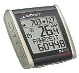 SIGMA Fahrrad Computer BC 2209 MHR Targa
