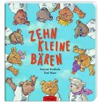 Zehn kleine Bären / Paul Maar ; Annette Swoboda