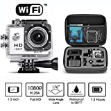 Neewer® WIFI Sports Camera Kit, Outdoor Sports Accessories Kit for GoPro Camera