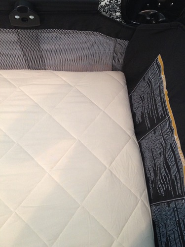 Amazoncom  Graco Pack n Play Quilted Playard Sheet Cream  Pack And Play Sheets Graco  Baby