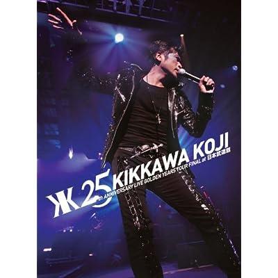 25th ANNIVERSARY LIVE GOLDEN YEARS TOUR FINAL at 日本武道館(初回限定盤)(USBメモリー付) [DVD]をAmazonでチェック!