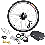"""AW 26"""" Front Wheel Electric Bicycle Motor Kit 36V 250W Pro Light Motor Cycling w/ Dual Mode Controller"""