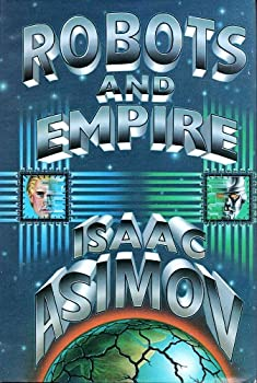 "Cover of ""Robots and Empire"""