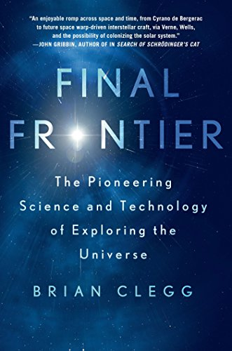 Final Frontier by Brian Clegg