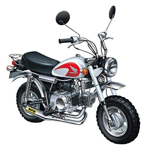 1/12 バイクシリーズ No.24 ホンダ モンキー カスタム 武川仕様Ver.2 プラモデル