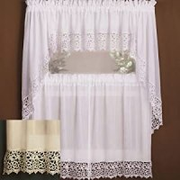 Amazon.com: Isabella Kitchen Curtains - Swags - Antique ...