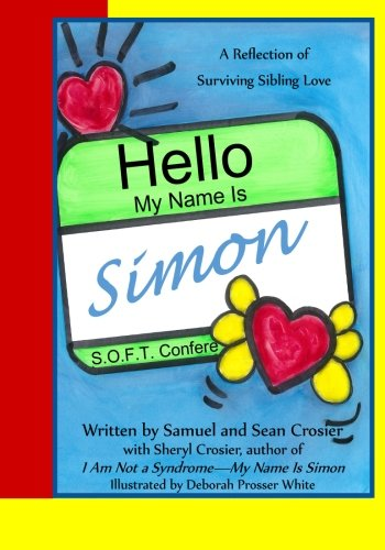 Image result for hello my name is simon