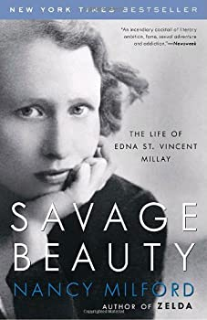 "Cover of ""Savage Beauty: The Life of Edna..."