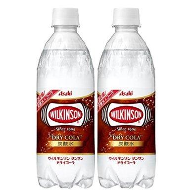 【2CS】アサヒウィルキンソンドライコーラ500ml×48アサヒ飲料