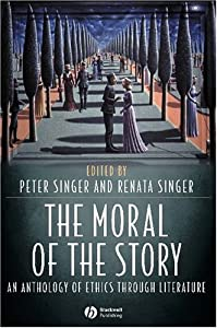 """Cover of """"The Moral of the Story: An Anth..."""