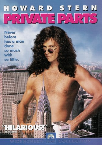 Private Parts, Howard Stern, Mr. Media Interviews