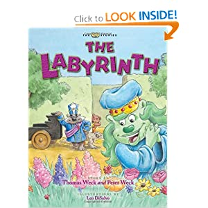 The Labyrinth (The Lima Bear Stories)